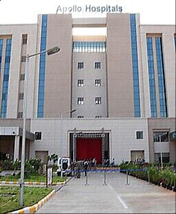 El Hospital Apollo Chennai
