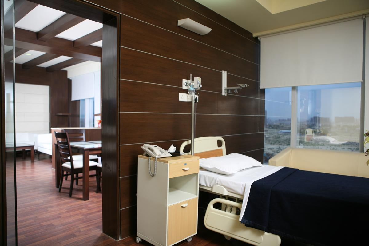 Private room - Instituto de Salud Artemis