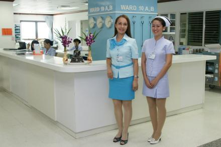International Liaisons - Yanhee Hospital - Hospital Yanhee