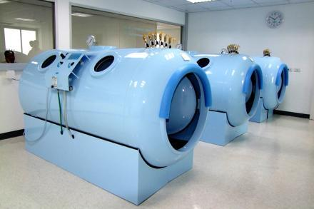 Hyperbaric Center - Yanhee Hospital - Hospital Yanhee