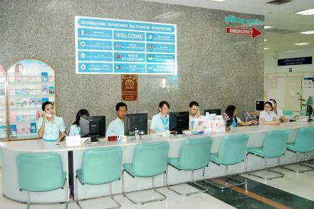 Multi-language Translators - Yanhee Hospital - Hospital Yanhee
