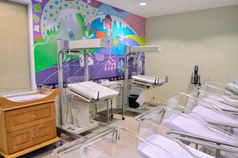 Nursery - Galenia Hospital