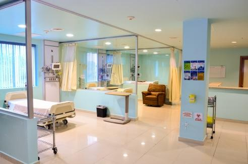 Intensive Care Unit - Galenia Hospital