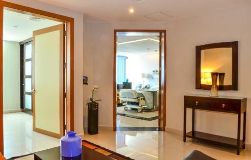 Presidential Suite - Galenia Hospital