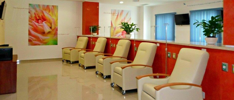 Chemotherapy Room - Galenia Hospital