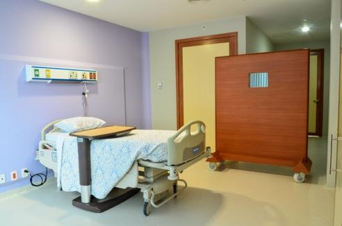 Iodine Room - Galenia Hospital