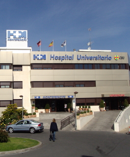 Hospital Universitario HM Montepríncipe