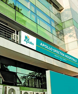 Hospital Apollo Spectra Koramangala